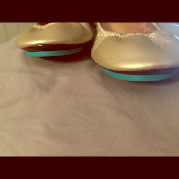 Tieks Shoes   Champagne Gold Tieks New